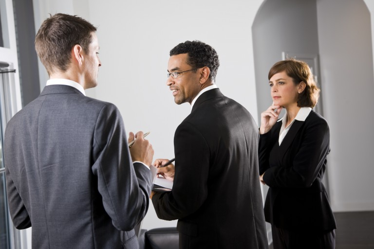 Telling a Supervisor About a Huge Mistake You Overheard